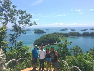 Revisiting the Hundred Islands National Park in the Philippines with family, only a couple hours away from where my parents grew up in the province of Pangasinan