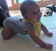 Close to crawling